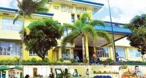Metropolitan Roxas Water District Administration Building, Km1. 1, Roxas City