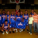 MRWD Basketball Team