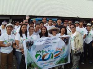 World Water Day - MRWD