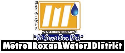 Metro Roxas Water District