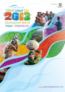 Wordl Water Day 2013
