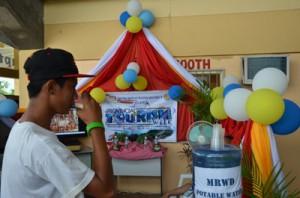 Metro Roxas Water District Joins Tourism Week 2013