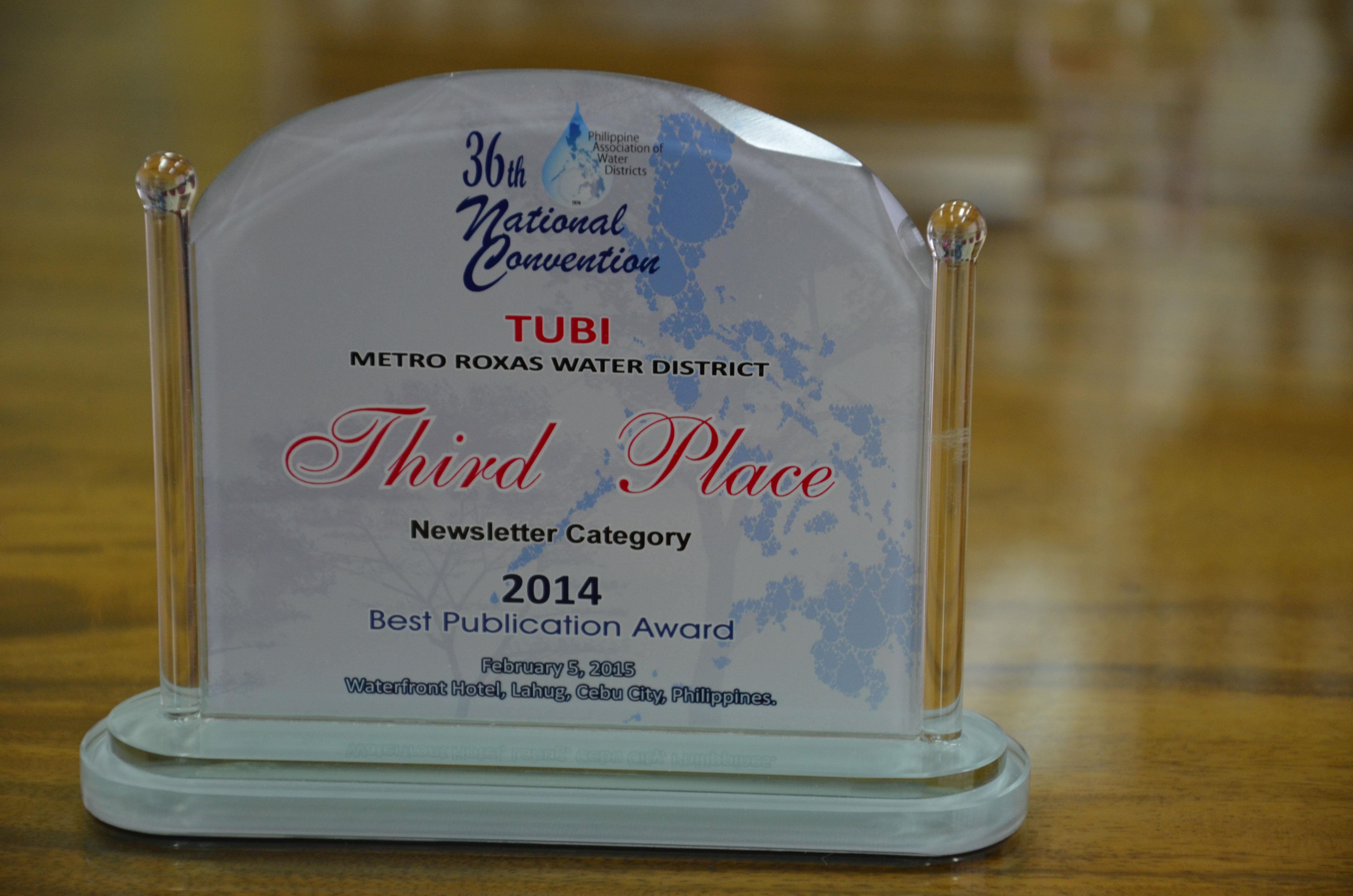 newsletter-award